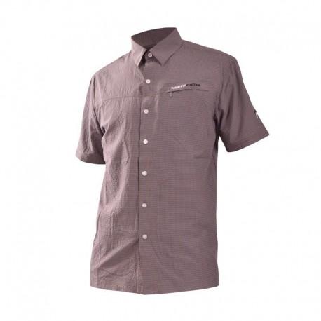 Northfinder KO-3020OR pánská košile TERRENCE, šedá
