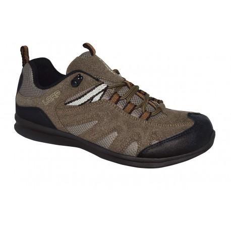 Loap NISA W dámské outdoorové boty, hnědé R10T
