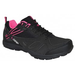 Loap TUMME W dámské outdoorové boty, černé V11J