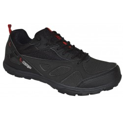 Loap TUMME pánská outdoorová obuv, černá V11G