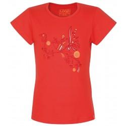 Loap ILFA dívčí triko, oranžové E34E