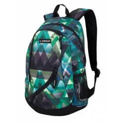 Loap LINE školní batoh, zelený 141