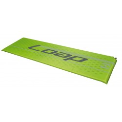 Samonafukovací karimatka Loap BERX/STORM, zelená N14T