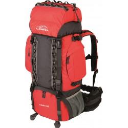 Turistický batoh Loap SAULO 65, červený G19T