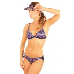 Dvoudílné dámské plavky Litex 88266 + 88271