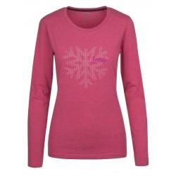 Loap BOSKA dámské triko, růžové J94X