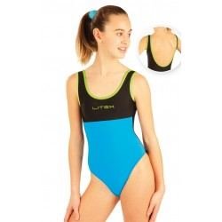 Dívčí jednodílné plavky Litex 88503