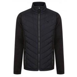 Loap GOPUFF pánský sportovní svetr, černý V22X
