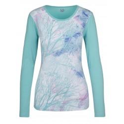 Loap BELINDA dámské triko, světle modré I07I