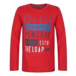 Loap IBBO dětské triko, červené G47G