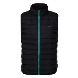 Loap ITEP pánská prošívaná vesta, černá V21V
