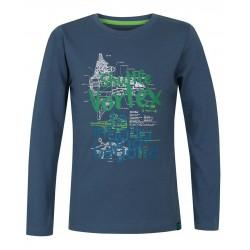 Loap IDZI dětské triko, modré L51L