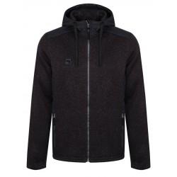 Loap GARP pánský sportovní svetr, černý V22X