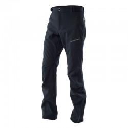 Pánské softshellové kalhoty NORTHFINDER NO-3283OR, černé