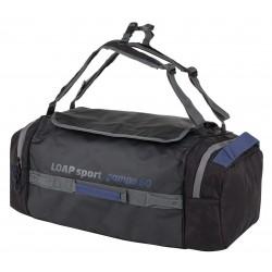 Loap PAMPA sportovní taška, černo modrá V11L