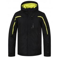 Loap FADDEI pánská lyžařská bunda, černá V21V