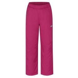Loap ODYN dětské vyteplené kalhoty, růžová J03J