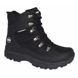 Loap DEMOS pánská zimní obuv, černá