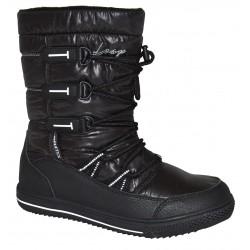Loap JOSS dámská zimní obuv, černá V11A