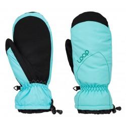 Loap RAKELX palcové rukavice, světle modré I07I