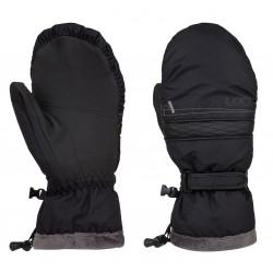 Loap RUPIX palcové rukavice, černé V21V