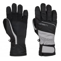 Loap RAULIX lyžařské rukavice, šedé T52T