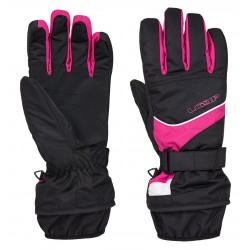 Loap RODOX lyžařské rukavice, růžové J75J