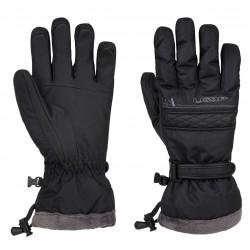 Loap RIPEX lyžařské rukavice, černé V21V