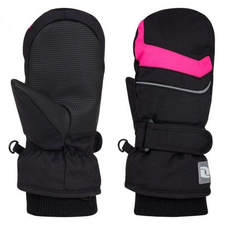 Loap NICONOS dětské lyžařské palčáky, růžové V20J