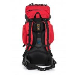 Turistický batoh Loap SAULO 65, G19T červený