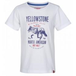Loap IBBY dětské triko, bílá A14A