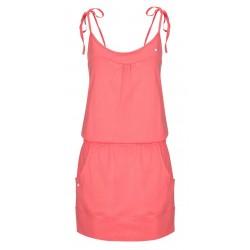 Loap ALARA dámské šaty, růžová J93J
