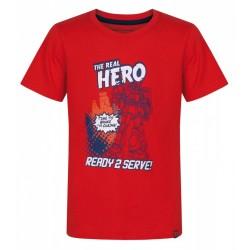 Loap IDEALO dětské triko, červená G01G