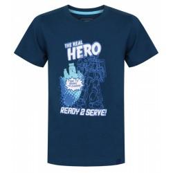 Loap IDEALO dětské triko, modré M50M