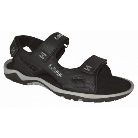 Loap REUL pánské sandály, černá V20T