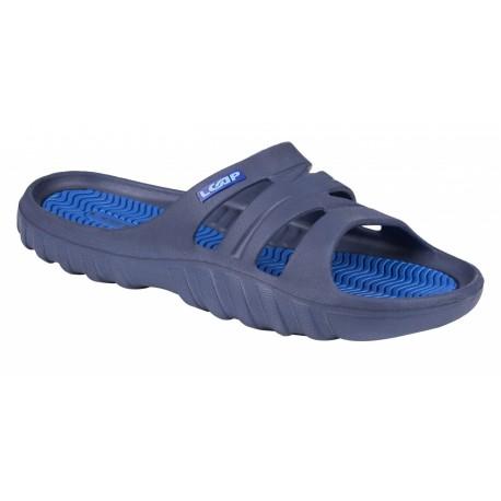 Loap STASS pánské pantofle, modrá L01L