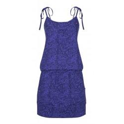 Loap AMIE dámské šaty, modré M33X