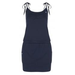 Loap ALARA dámské šaty, tmavě modrá M02M