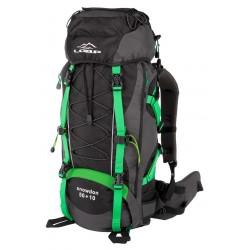 Batoh Loap SNOWDON 50+10, černo zelený V11N