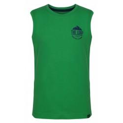 Loap IKRUSO dětské triko, zelená P04P