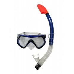Potápěčský set pro dospělé, modrý