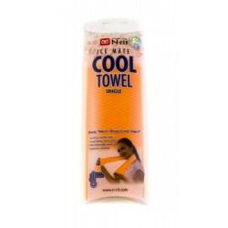 Chladivý šátek COOL TOWEL, oranžová