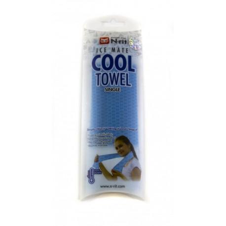 Chladící šátek COOL TOWEL, modrá