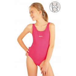 Dívčí jednodílné sportovní plavky Litex 52628