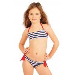 Dívčí dvoudílné plavky Litex 52581 + 52584