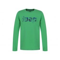 Dětské triko Loap AGIS, zelená P38P