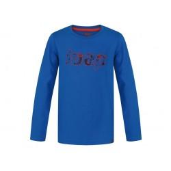 Dětské triko Loap AGIS, modrá L93L