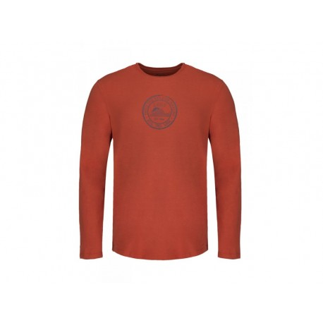 Loap ALONZO pánské triko, cihlová E13E