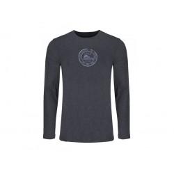 Loap ALONZO pánské triko, šedomodrá I24X