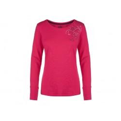 Loap AVENY dámské triko, růžová J68J
